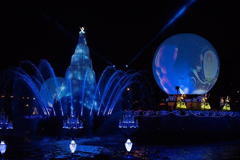 東京迪士尼海洋—Fantasmic!