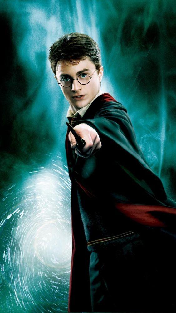 哈利波特 Daniel Radcliffe