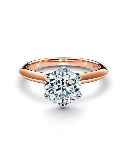 Tiffany&Co. 夢幻求婚戒指