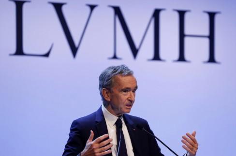 LVMH(路易威登)生產酒精搓手液