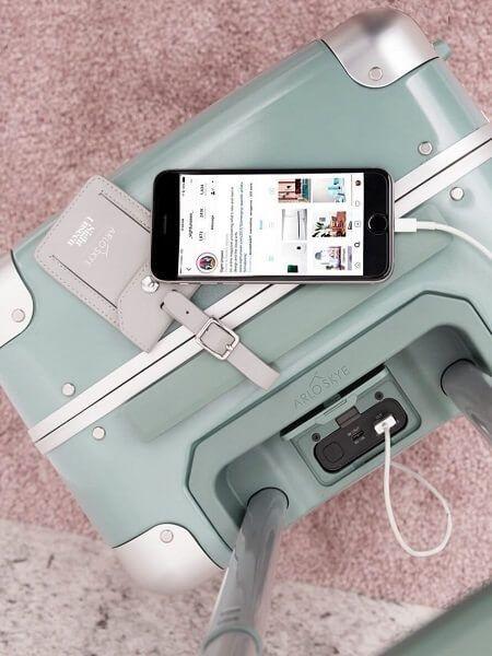 日本Twitter爆紅「折疊式行李箱」