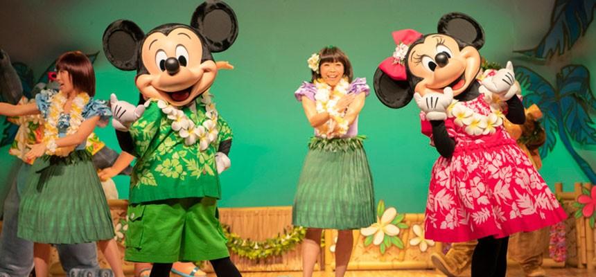 東京迪士尼樂園表演線上免費看