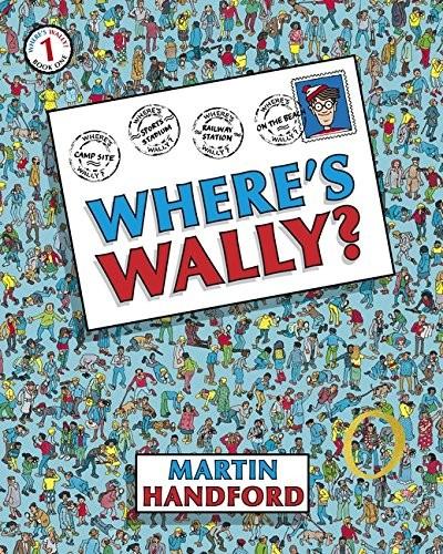 武漢肺炎限定版《威利在哪裡》