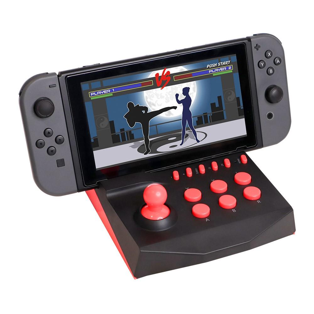 Switch全新「格鬥遊戲搖控座」