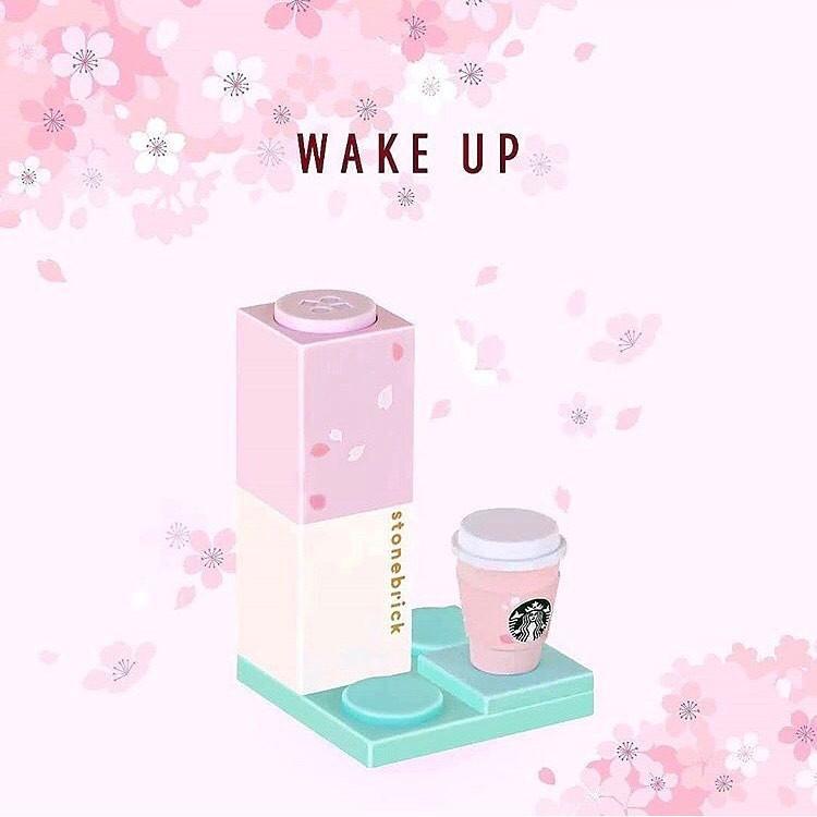 韓國Starbucks和Stone Brick合作推出唇膏