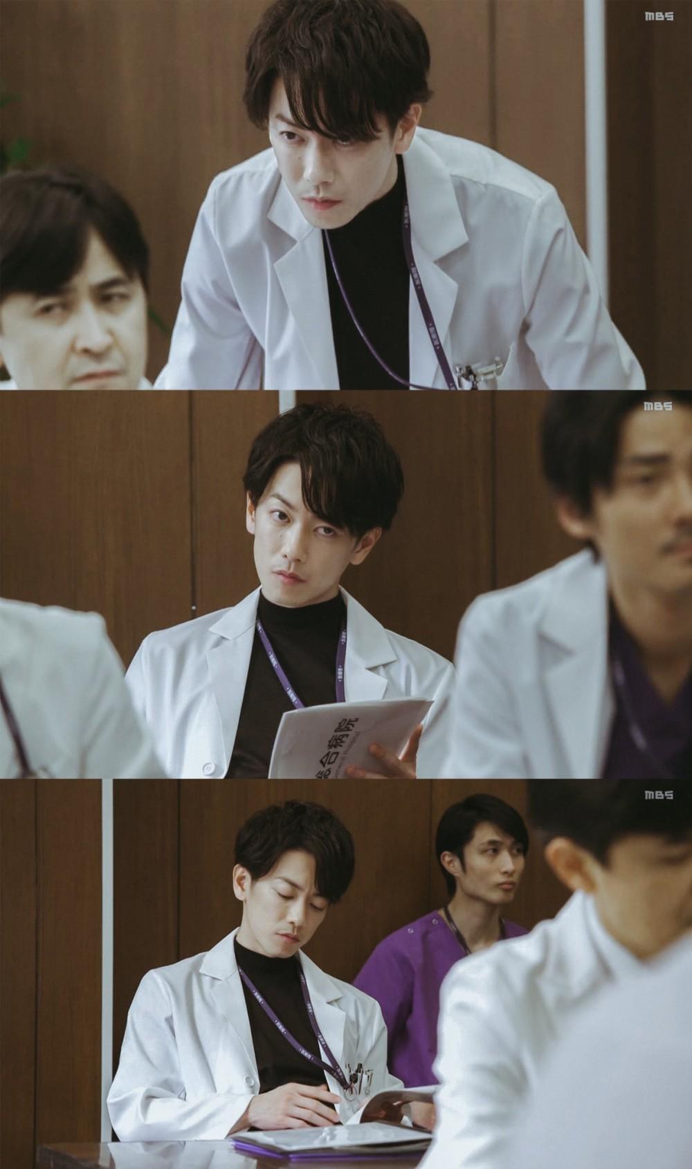 佐藤健「天堂醫生」