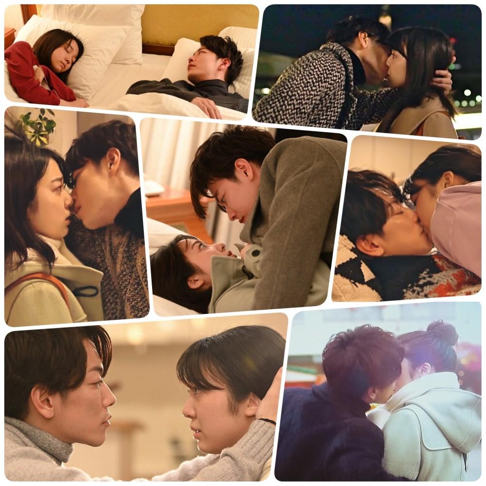 佐藤健吻戲日劇《戀愛可以持續到天長地久》