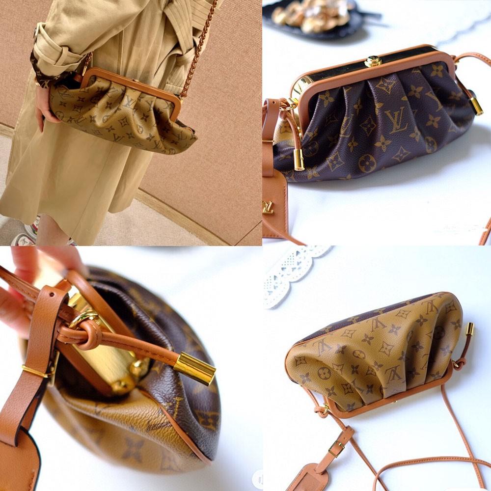 大家又可以一袋兩用,隨著不同的穿搭配合不同色調的搭配,就如買下了兩個不同色調的手袋,相當化算!