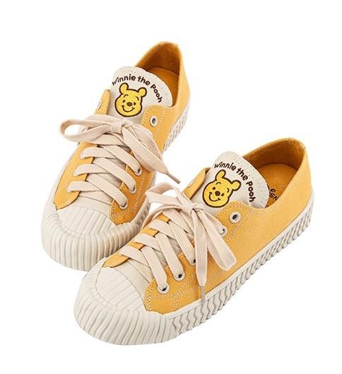 迪士尼小熊維尼餅乾鞋