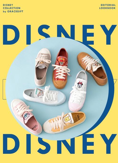迪士尼餅乾鞋