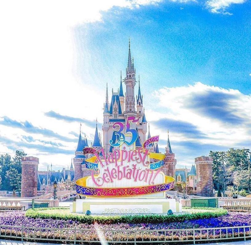 東京迪士尼樂園東京ディズニーリゾート
