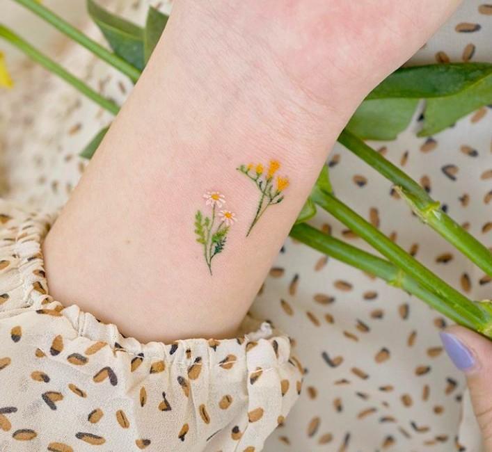 韓國紋身 IG @ovenlee.tattoo