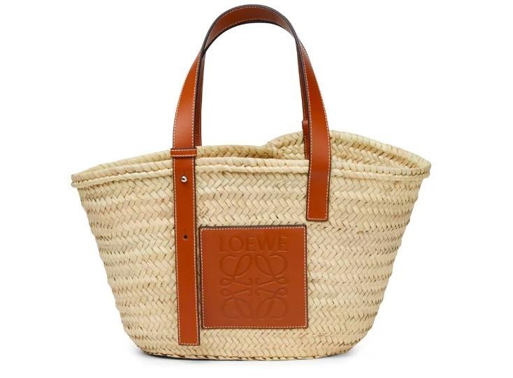 LOEWE Basket Bag Natural/Tan HK$ 3,950
