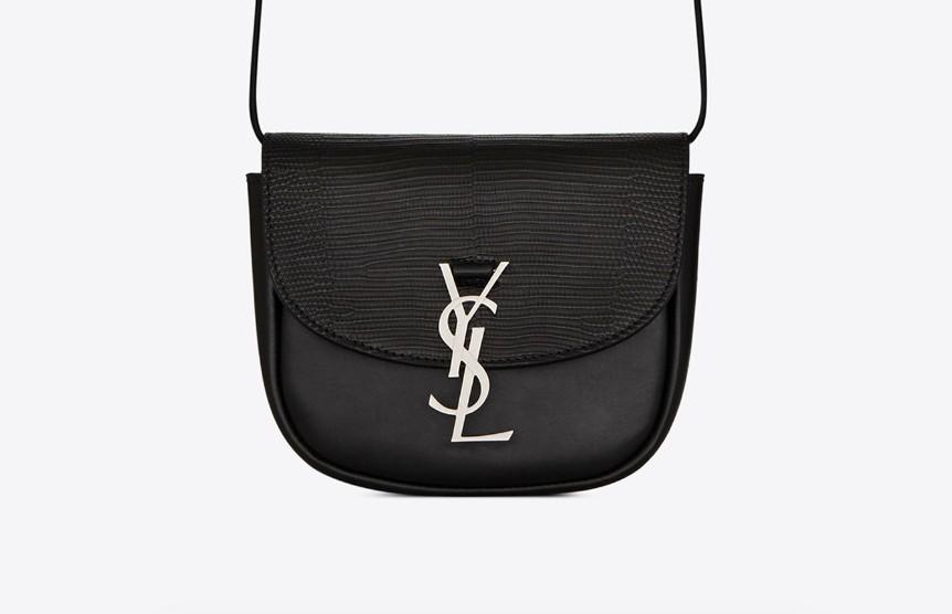 YSL KAIA SATCHEL BAG手袋 黑色 價錢