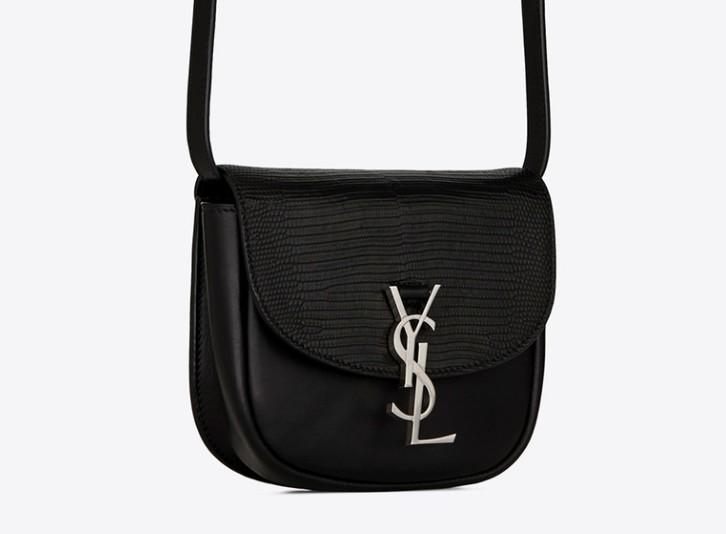 YSL KAIA SATCHEL BAG手袋黑色價錢