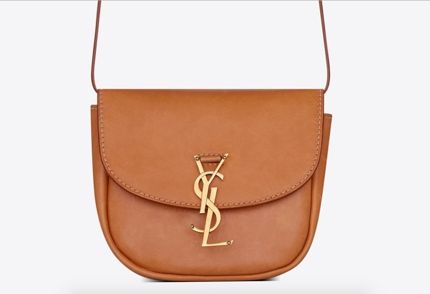 KAIA SMALL SATCHEL IN SMOOTH VINTAGE LEATHER 價錢HK$12,500