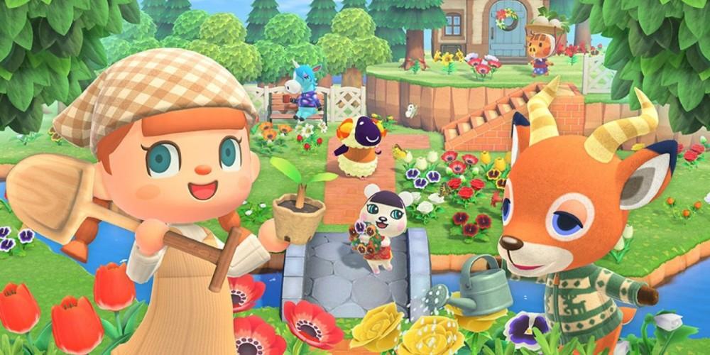 《集合啦!動物森友會》(どうぶつの森)3月20日登陸Nintendo Switch平台