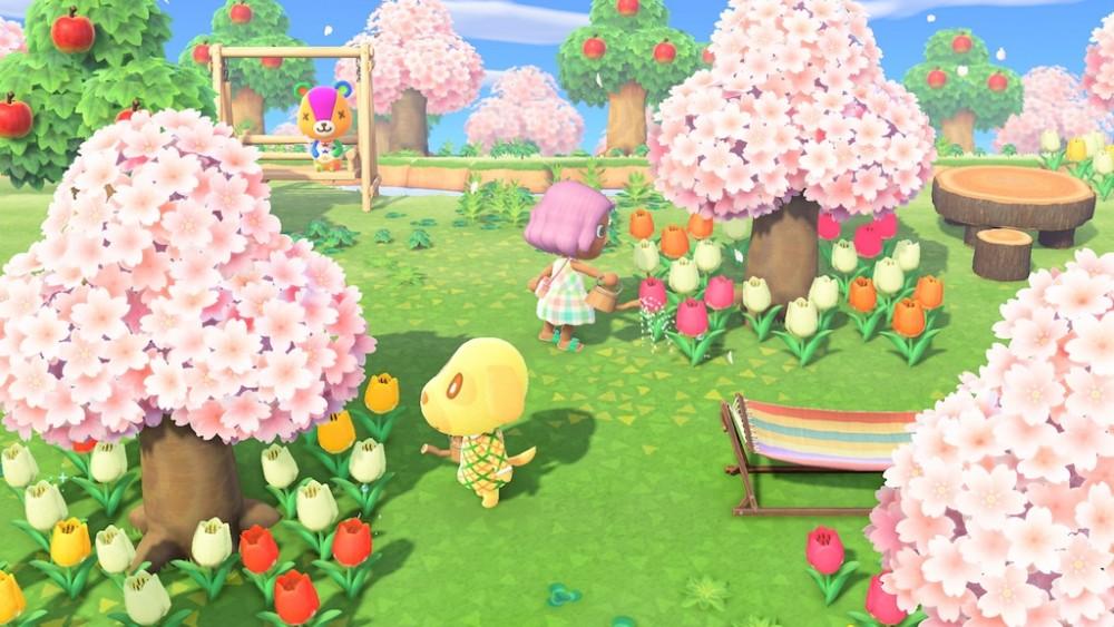 《集合啦!動物森友會》(どうぶつの森)Nintendo Switch 創造無人島
