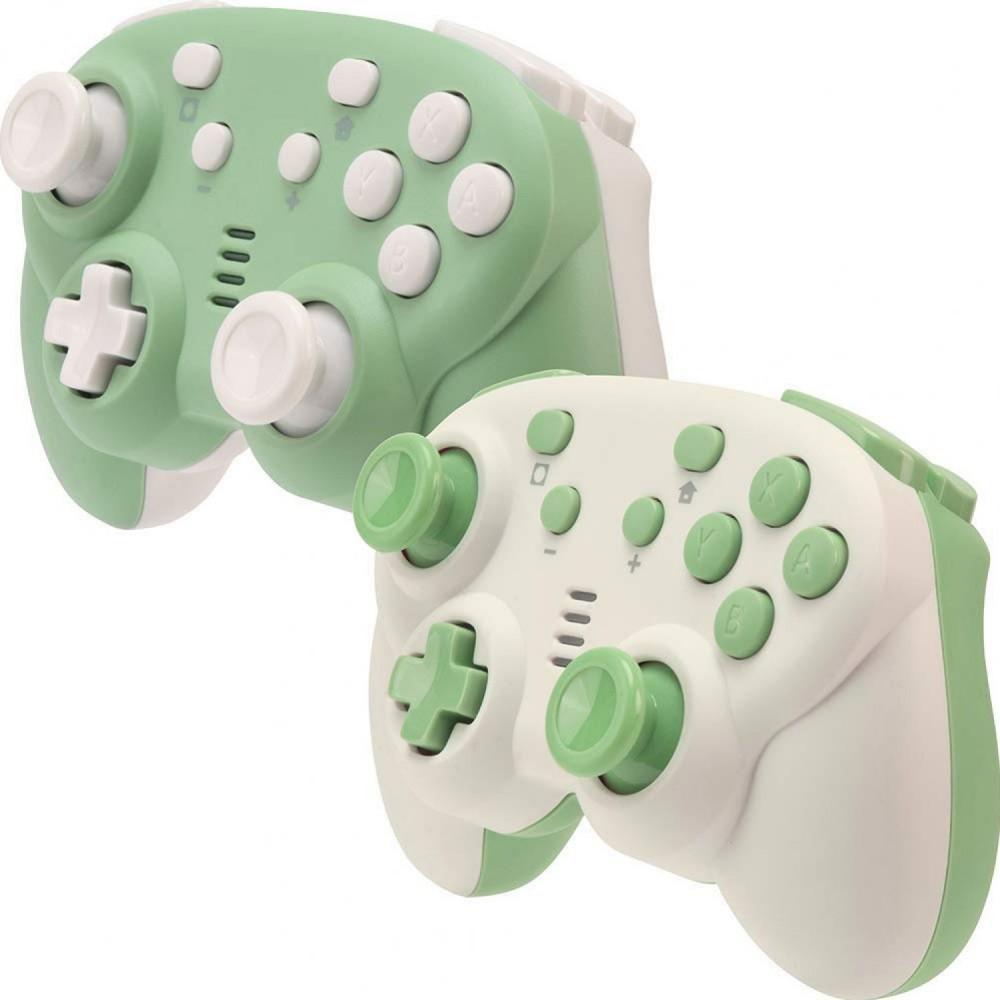 cyber-gyro-controller-mini-wireless-type-2-set-light-green-