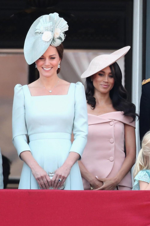 凱特王妃和梅根妯娌不和的傳聞
