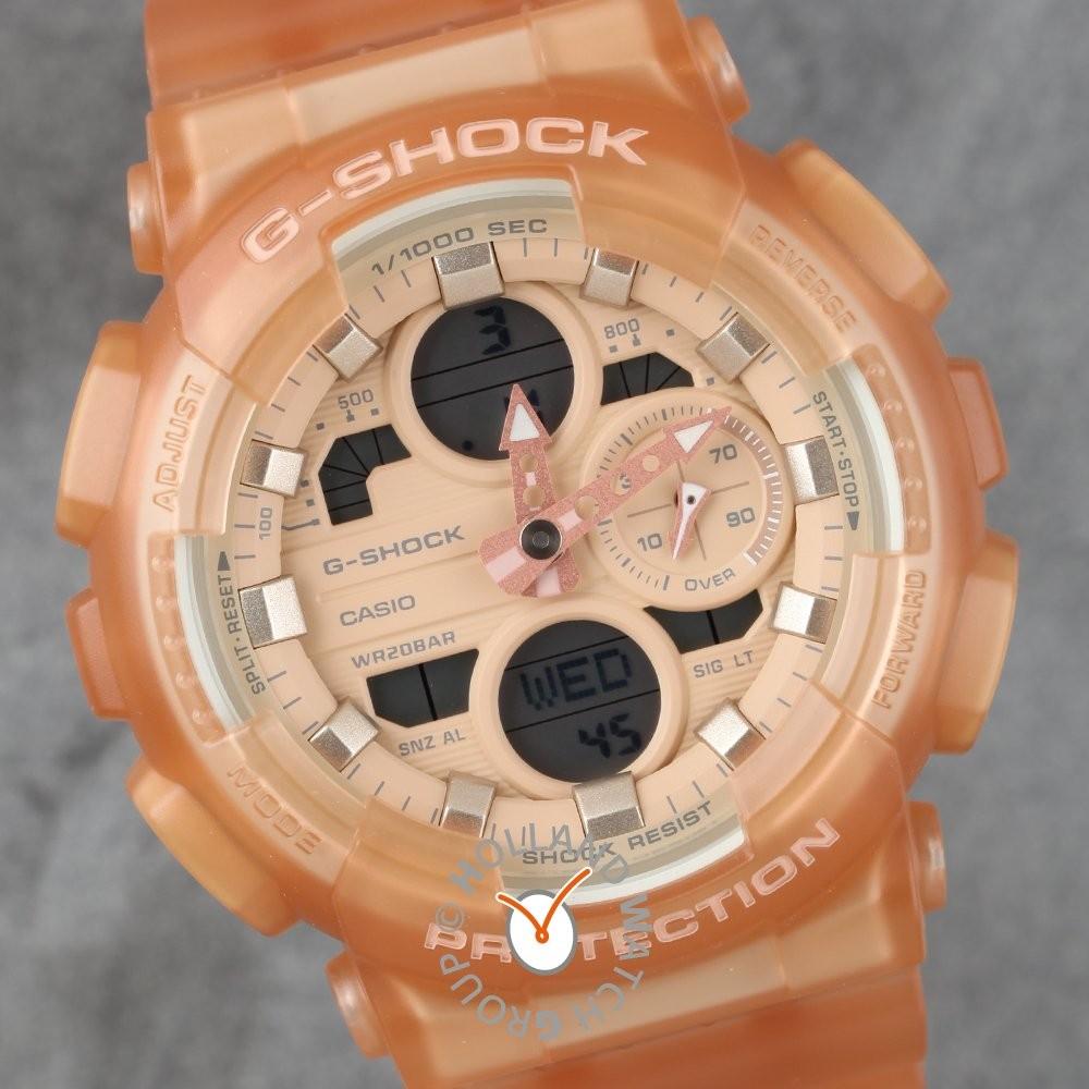 G-SHOCK GMA-S140NC-5A1 手錶light brown