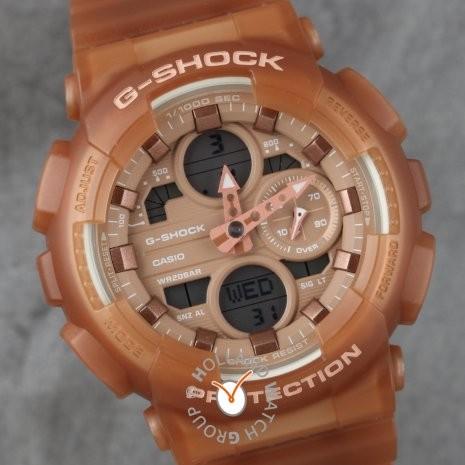 G-SHOCK 手錶GMA-S140NC-5A2 brown