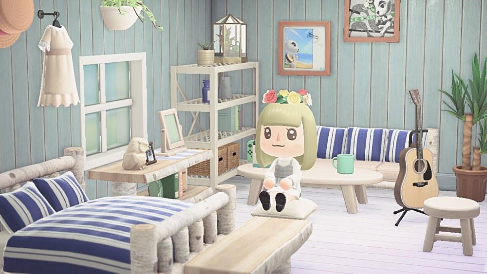 《動物森友會》switch 家具設計 house