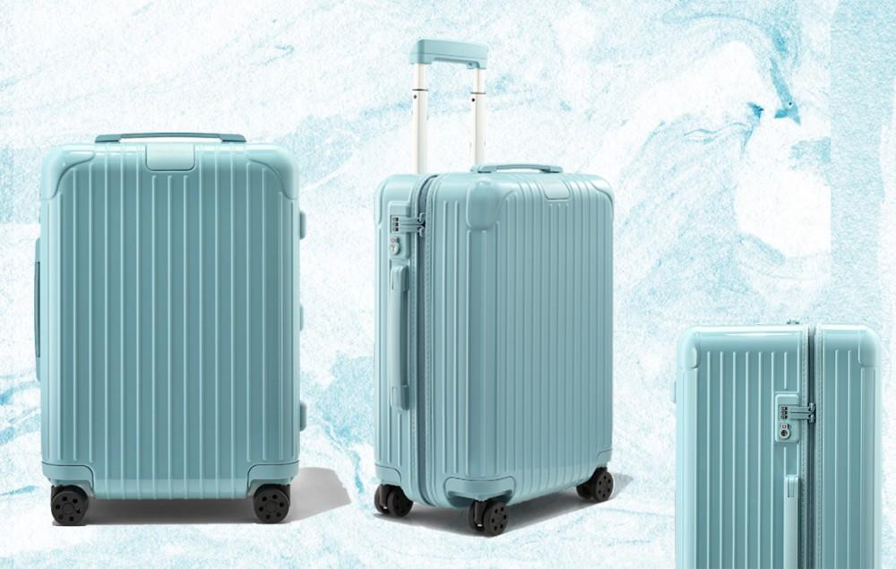 RIMOWA glacier冰藍新色