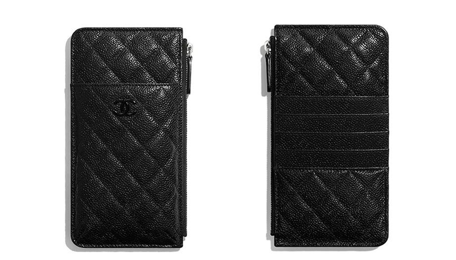 Chanel經典黑手袋、手機包2020