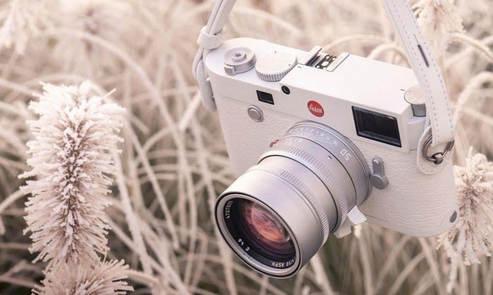Leica全白相機M10-P White