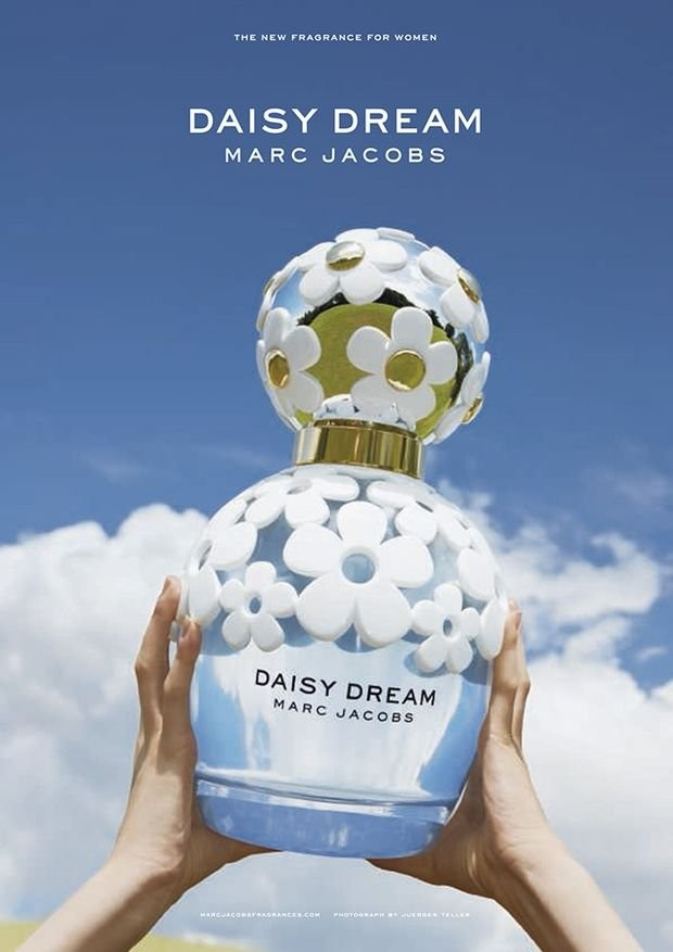 Marc Jacobs晶透藍DAISY香水