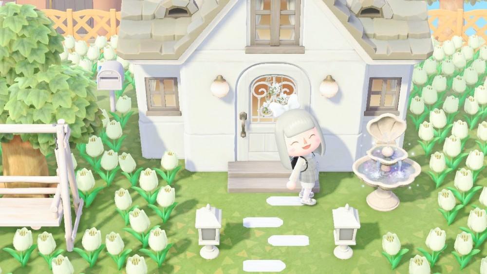 Switch遊戲《動物森友會》家居設計爆笑兇案現場