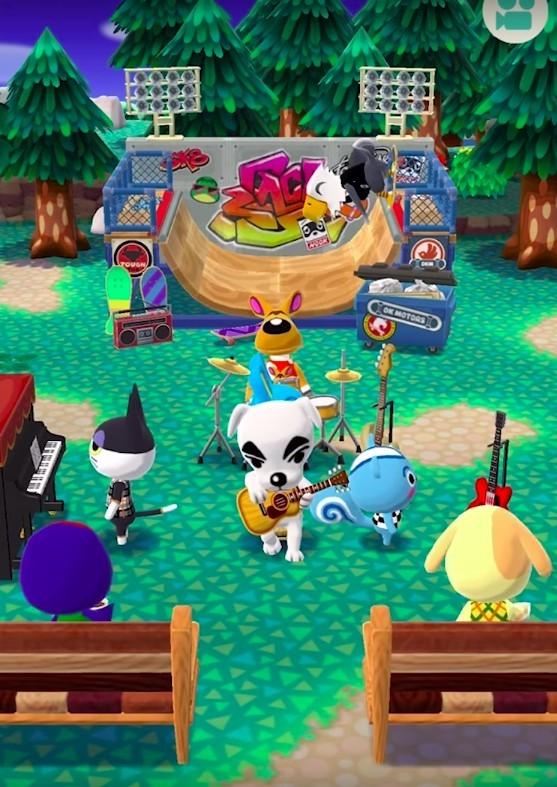 《動物森友會》