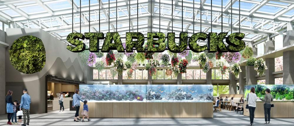 日本HANA•BIYORI超美「溫室花園Starbucks」