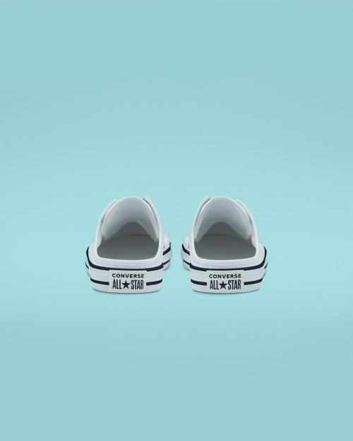Converse的 Chuck Taylor 懶人 Mule Shoes