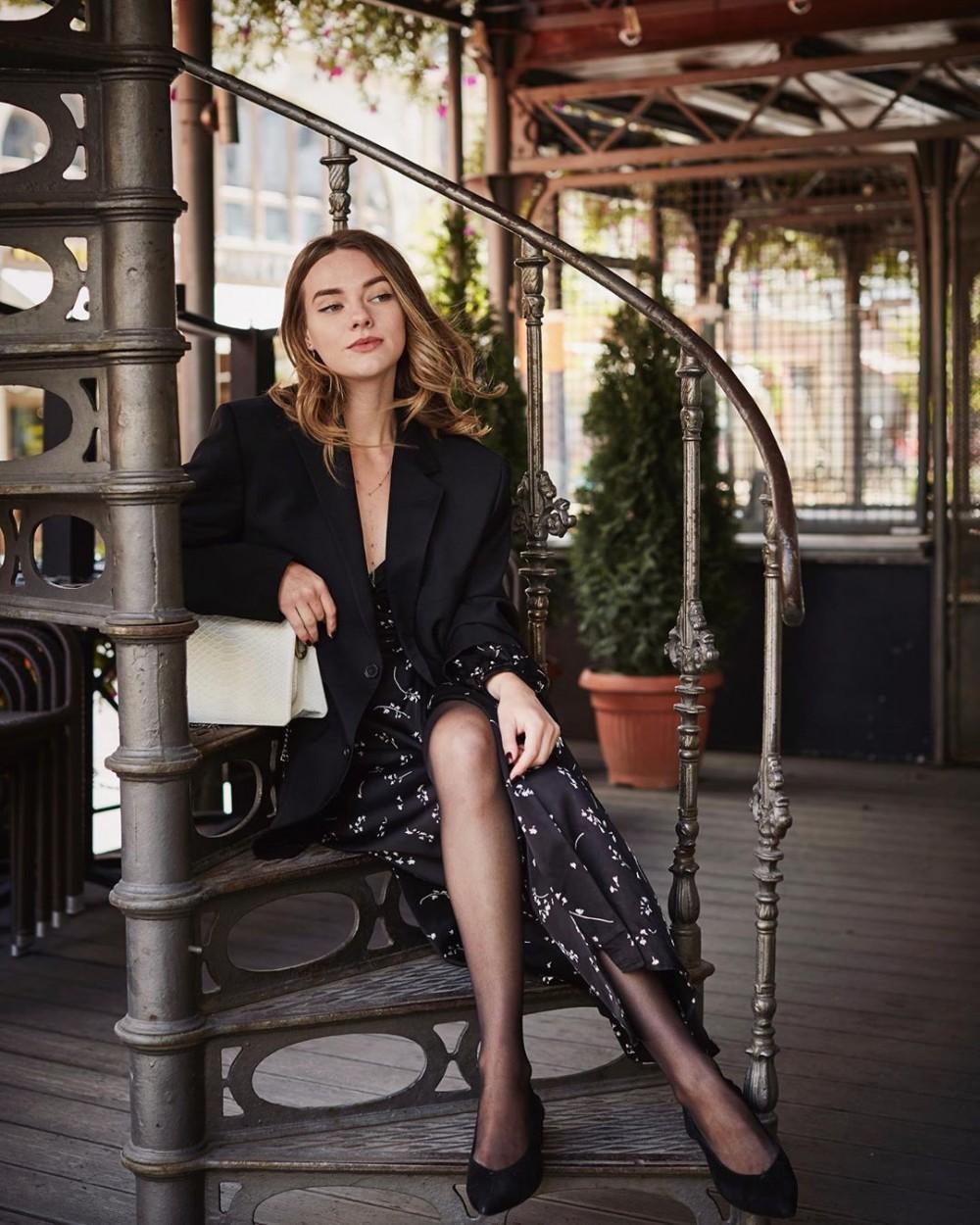 時尚KOL Constance (IG @_constance_d) 增高顯瘦穿搭