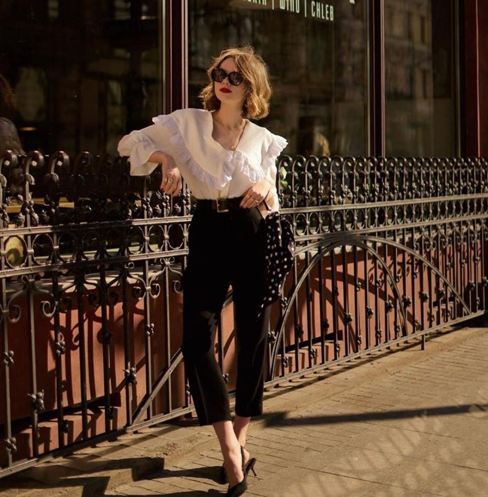增高顯瘦穿搭時尚KOL Constance