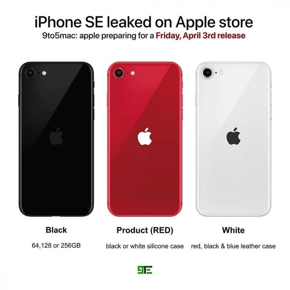 【iPhone SE2020最新消息】4月開賣!玫塊霧紅新色、磨砂玻璃背蓋,hk$3,000就買到!