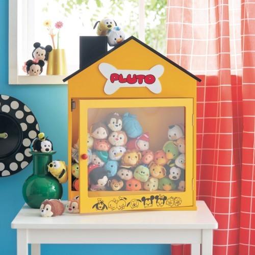 日本迪士尼公仔TsumTsum收納箱