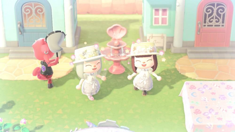 《集合啦!動物森友會》(動物之森)服飾