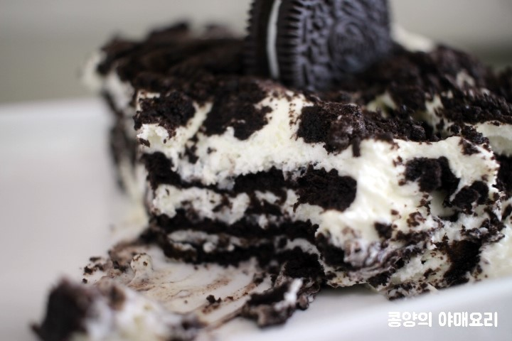 Oreo蛋糕食譜