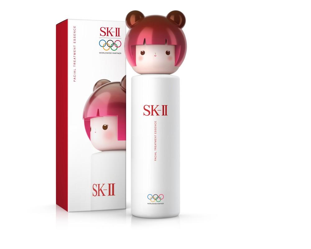 SK-II 2020春日娃娃限量版神仙水