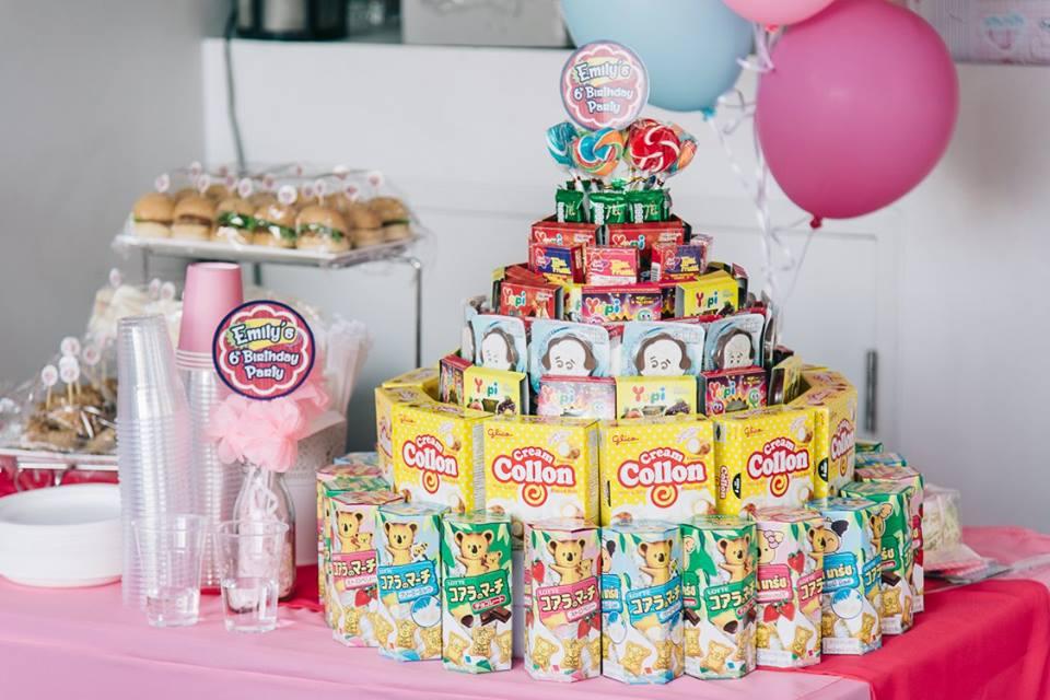 เซอไพรส์ลูกสาวของคุณด้วยปาร์ตี้วันเกิดสุดพิเศษในธีม Shopkins มีทั้งแบคดรอป ลูกโป่ง เพ้นท์หน้า เกมส์ กิจกรรมแสนสนุก และอื่นๆ ตามคุณต้องการ