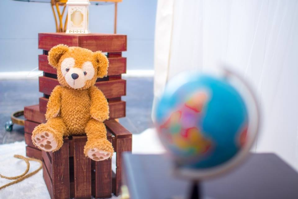 Tokyo Disneyland favorite character, Duffy the Disney Bear - cute birthday theme for your kids' next party, service including decoration, catering, games, party workshop