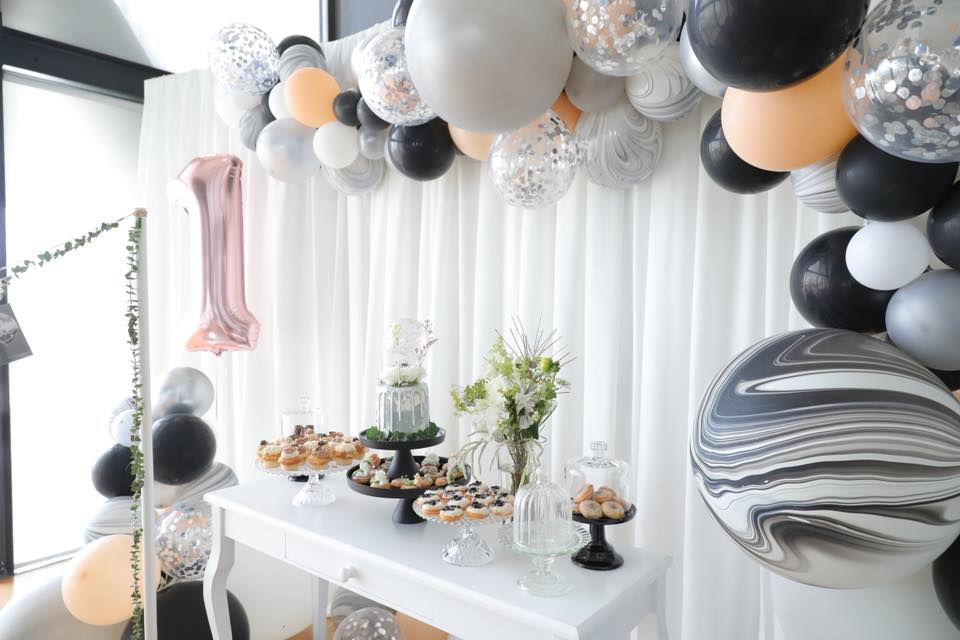 Organizing Minimal Birthday Party with