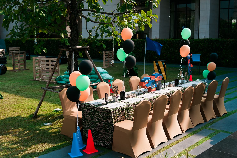 สนุกและเท่สุดๆ กับธีมปาร์ตี้วันเกิด
