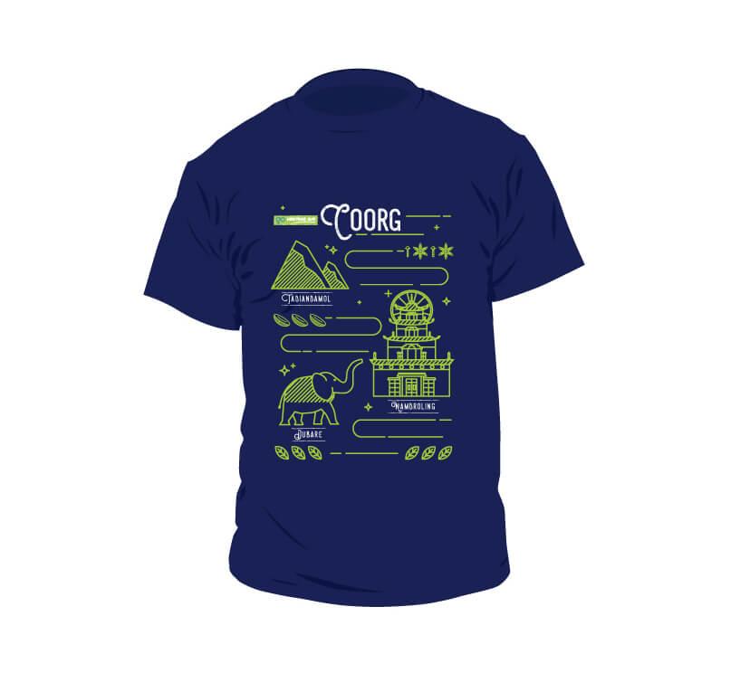 Coorg-souvenir-T-shirt