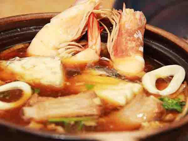Tanjung Sepat Seafood Bak Kut Teh 丹绒士拔海鲜肉骨茶 Restaurant Batu Pahat Travelmalaysia