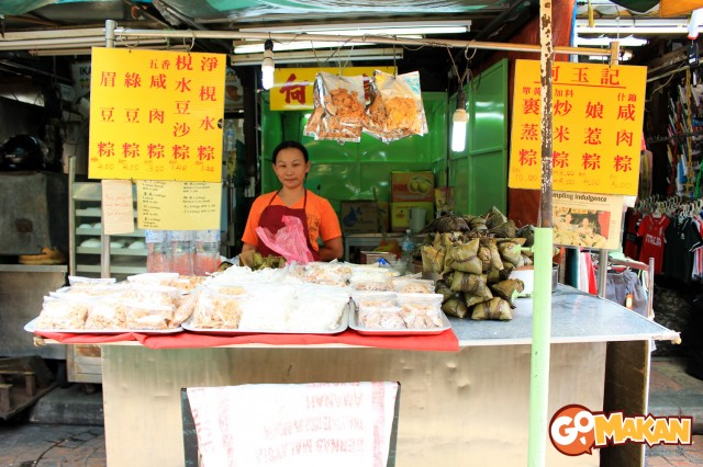 traditional chinese snacks stall 1
