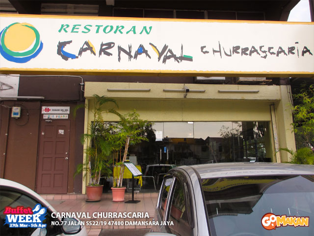 Carnaval Churrascaria